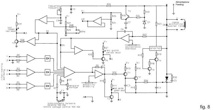 wiring diagram generator avr wiring image wiring mx341 voltage regulator wiring diagram jodebal com on wiring diagram generator avr