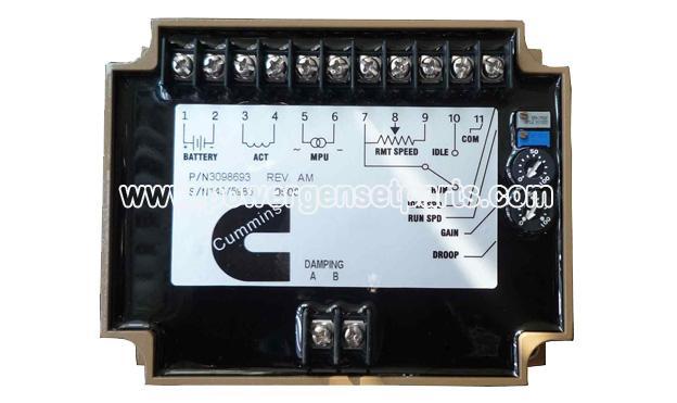 cummins efc speed governor 3098693 speed controller 3098693 rh powergensetparts com 2017 Cummins Manual cummins efc governor manual