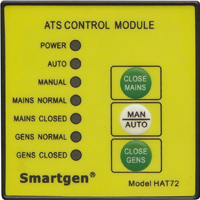Smartgen Automatic Transfer Switch Control Module HAT72