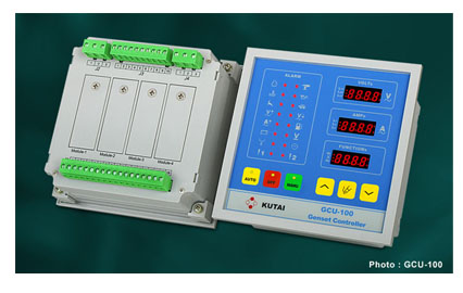 GCU-100 Generator Automatic Control and Protection Module