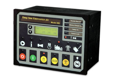 DSE555 AMF and Instrumentation Control Module
