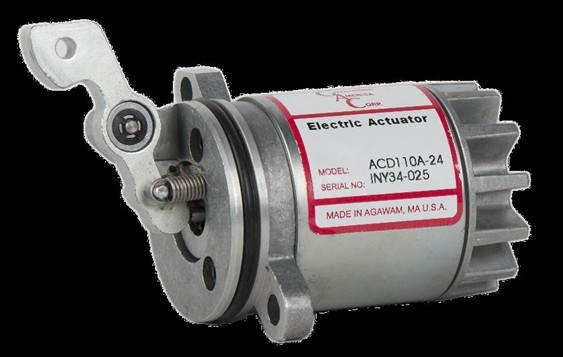 GAC Electric Actuator ACD110 24V,ACD110-24