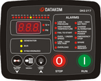 Datakom DKG 217 Manual and Remote Start Unit with Synchronoscope