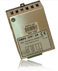 SMPS-124 242 Din Rail Mounted Battery Charges