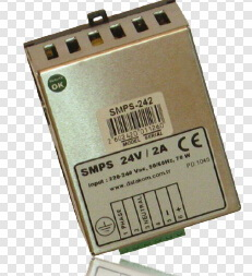 Datakom SMPS-124 242 Din Rail Mounted Battery Charges