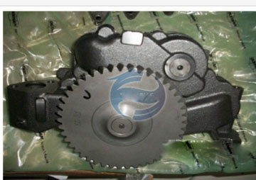 DOOSAN OIL PUMP ASSY 65.05100-6043A FOR P180LE P222LE